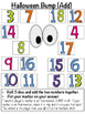 Halloween BUMP Addition (2 & 3 Numbers)/ Subtraction