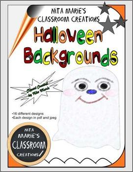 Dollar Deal ~ Halloween Backgrounds