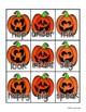 Halloween: Bats and Jack-o-Lantern Synonyms Match