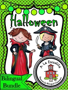 Halloween Bilingual Bundle