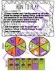 Halloween Build-a-Frankenstein & Color-a-Frankenstein Board Games
