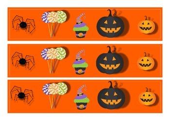 Halloween Bulletin Board Display Border