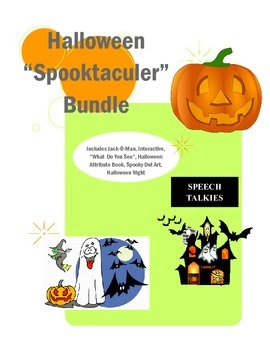 Halloween Bundle Of Fun!