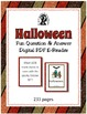 Halloween Bundle ~ Pennant, Craft, Ideas, Trivia and More