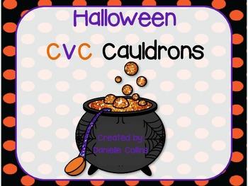 Halloween CVC Match