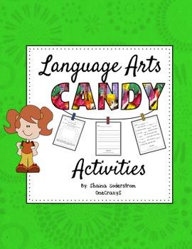 Language Arts Candy Activities