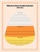 Halloween Candy Corn: Story Writing-Graphic Organizer (wit