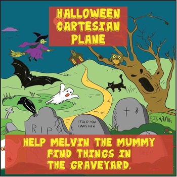 Halloween Cartesian Plane