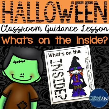 Halloween Classroom Guidance Lesson - Upper Elementary - S