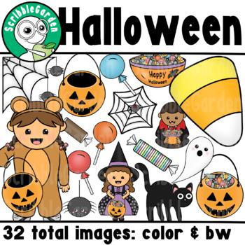 Halloween 1 ClipArt