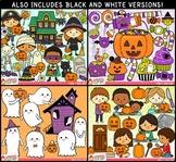 Halloween Clipart Bundle 1