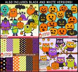 Halloween Clipart Bundle 2