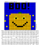 Halloween Color By Number Fun Pack - 5 Different Color By