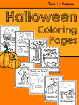 Halloween Coloring