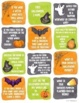 Halloween Conversation Starters & Writing Prompts