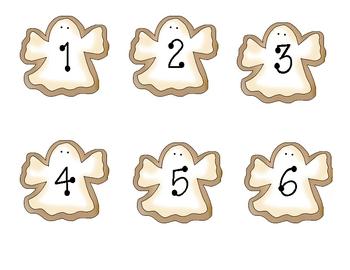 Halloween Cookie Addition