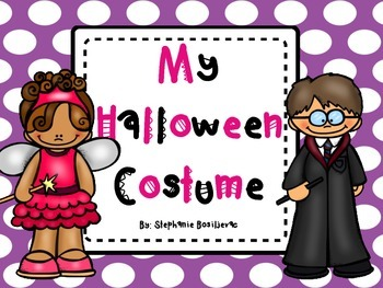 Halloween Costume Writing (Describe Your Halloween Costume)