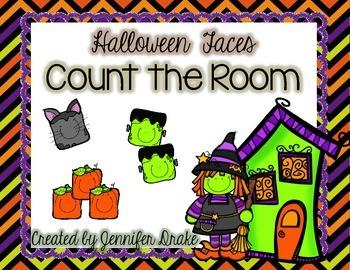 Halloween Count the Room