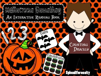 Halloween Counting: An Interactive Reading Math Book