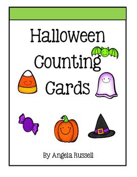Halloween ~ Math Center