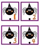 Halloween Counting Game and Follow Ups