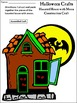 Halloween Crafts Activity Packet