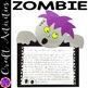 Halloween Crafts (Vampire, Zombie, Ghost and Skeleton)