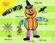 Halloween - Create A Pumpkin Pal ** ORIGINAL ARTWORK