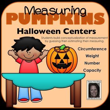 Pumpkin Measurement Centers