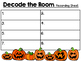 Halloween Decode the Room