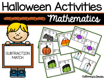 Halloween Differences and Equations