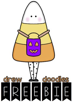 Halloween Digital Clip Art FREEBIE