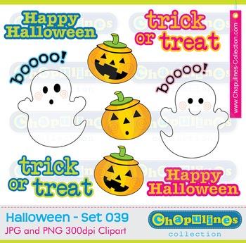 Halloween Digital Clipart 039