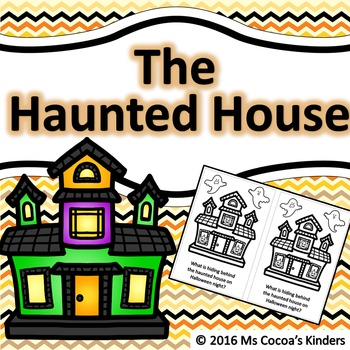 Halloween Emerging Reader: The Haunted House