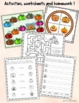 Pumpkin Emotions Bingo Game- Social Skills, Special Ed, Sp