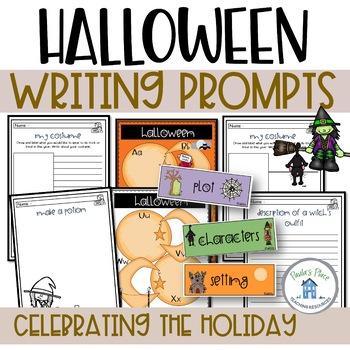 Halloween - English (13 tasks)
