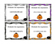 Halloween Math Activity Evaluate the Expression (add & sub