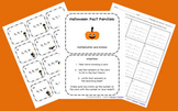 Halloween Fact Families!  Multiplication and Division