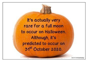 Halloween Facts on Pumpkins