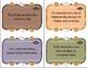 Halloween Figurative Language Task Cards