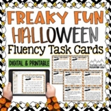 Halloween Fluency Task Cards #BasketBargains