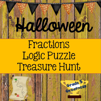 Halloween Math: Fourth, Fifth, Sixth Grade Activities