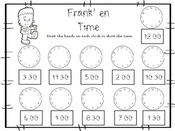 Halloween Frank' en Time