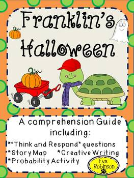 Halloween: Franklin's Halloween- a fun comprehension unit!