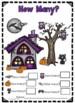 Kindergarten -Halloween Workshop