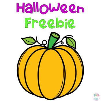 Halloween Freebies