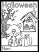 Halloween Citrouille French Colouring Pages à Colorier