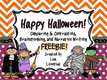 Halloween Fun ~ Freebie!