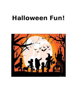 Halloween Fun- History of Halloween