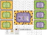 Halloween Fun Pack:  Math and Literacy Activities
